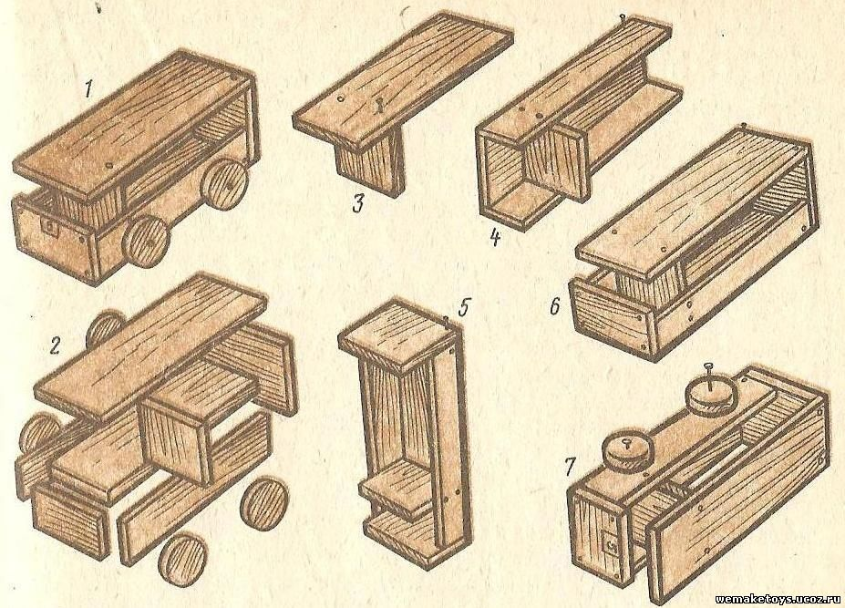 Простые поделки из дерева своими руками для начинающих