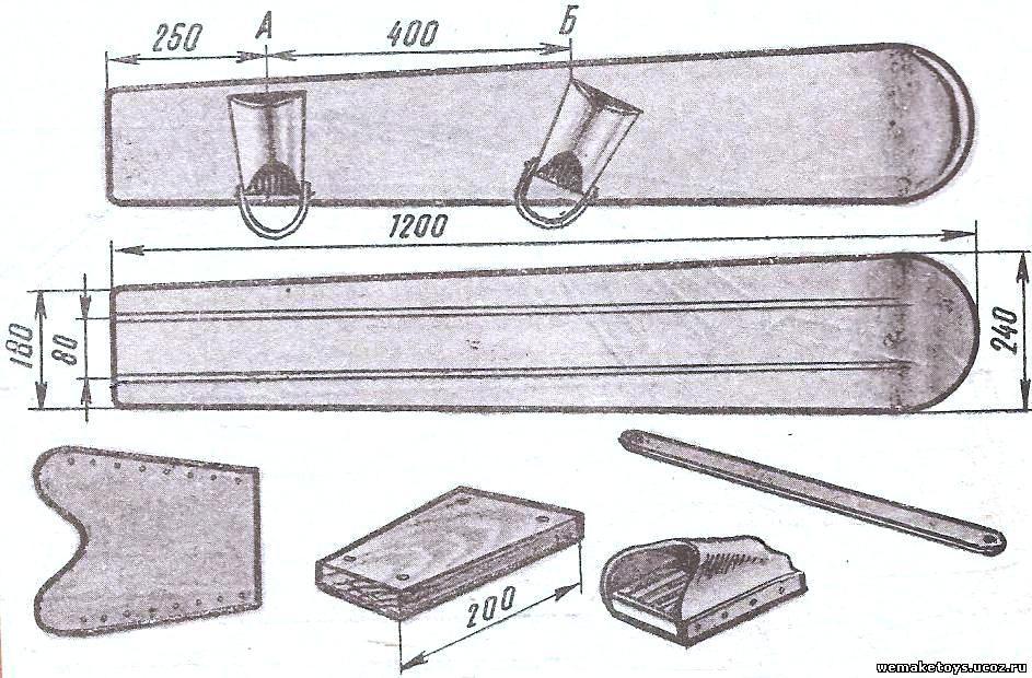 Вязание мочалки с вытянутой петлей