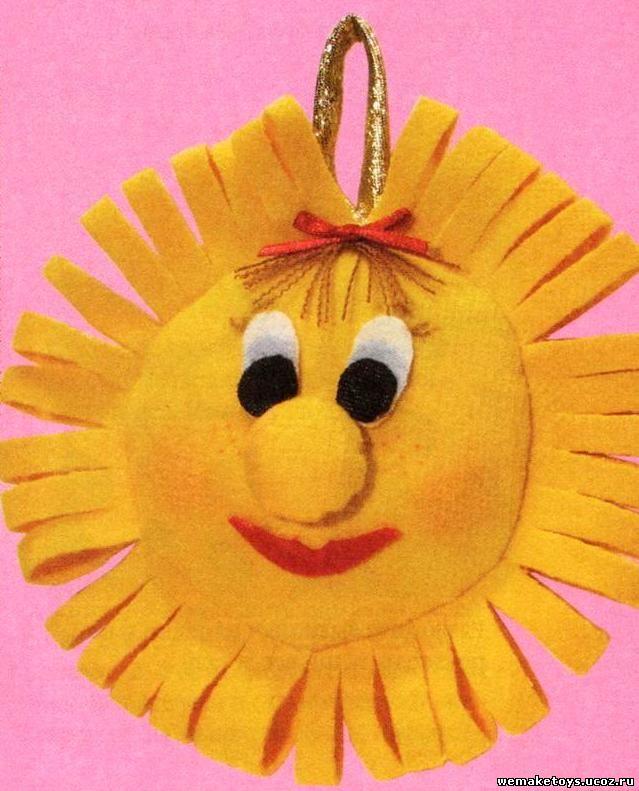 Солнышко сувенир своими руками 32