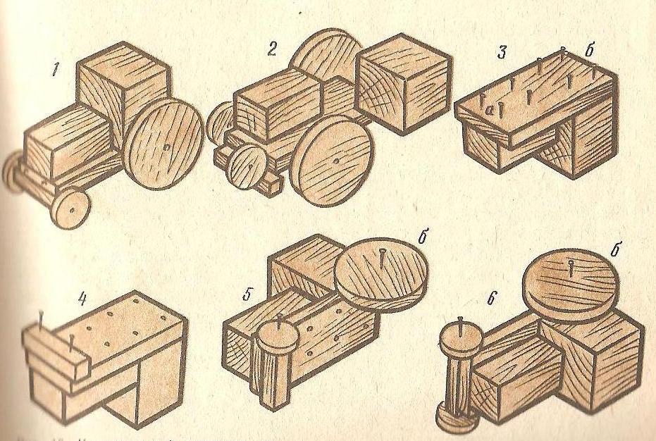 Чертежи поделок из дерева для школьников 49