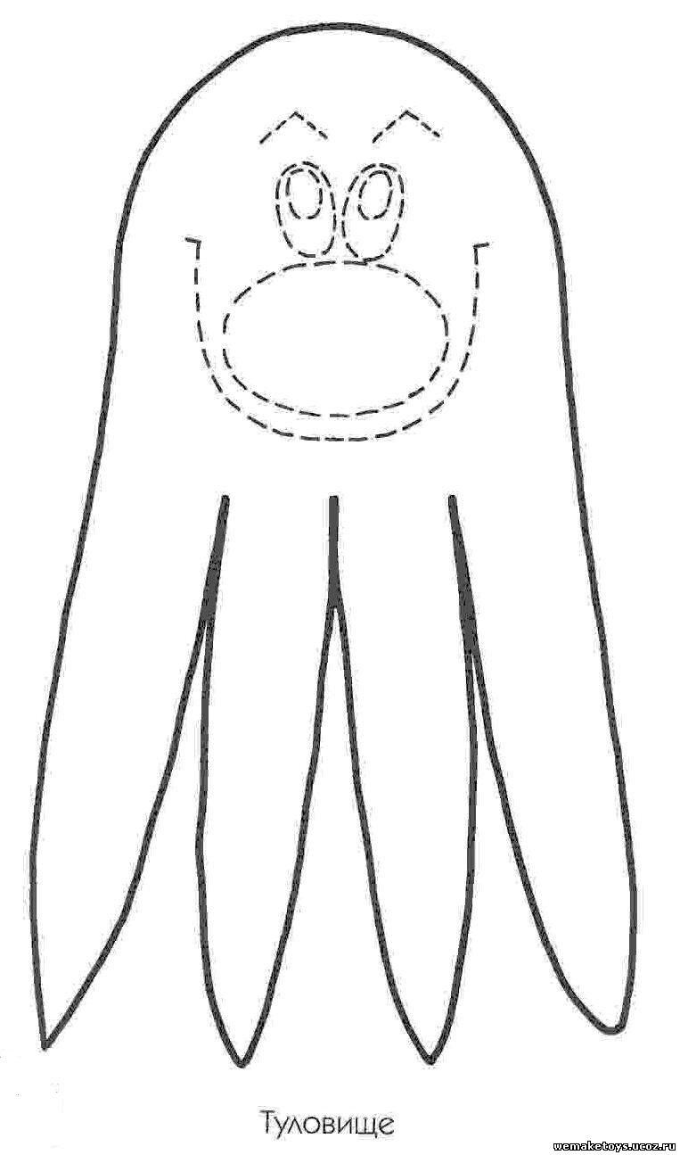 вязанные спицами тапочки